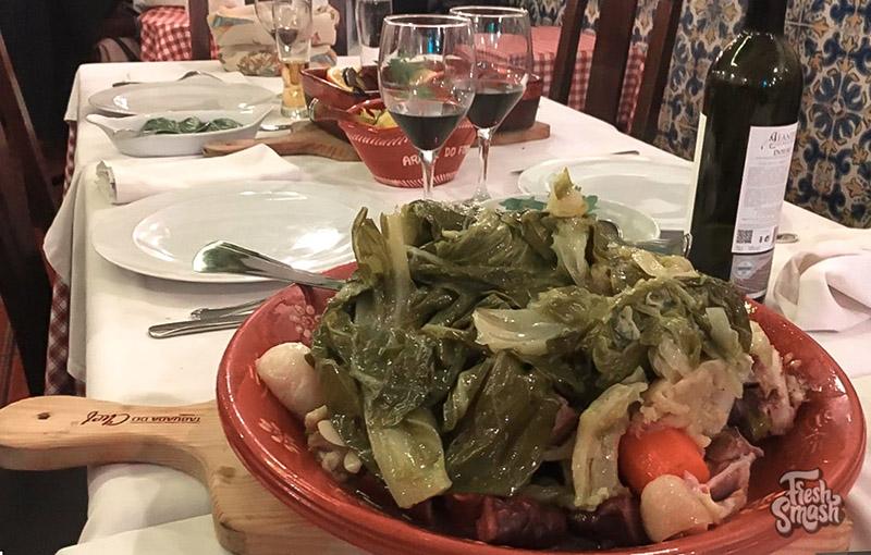 Cozido à portuguesa или миллион видов мяса в тарелке