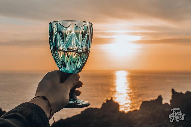Азорские острова вино