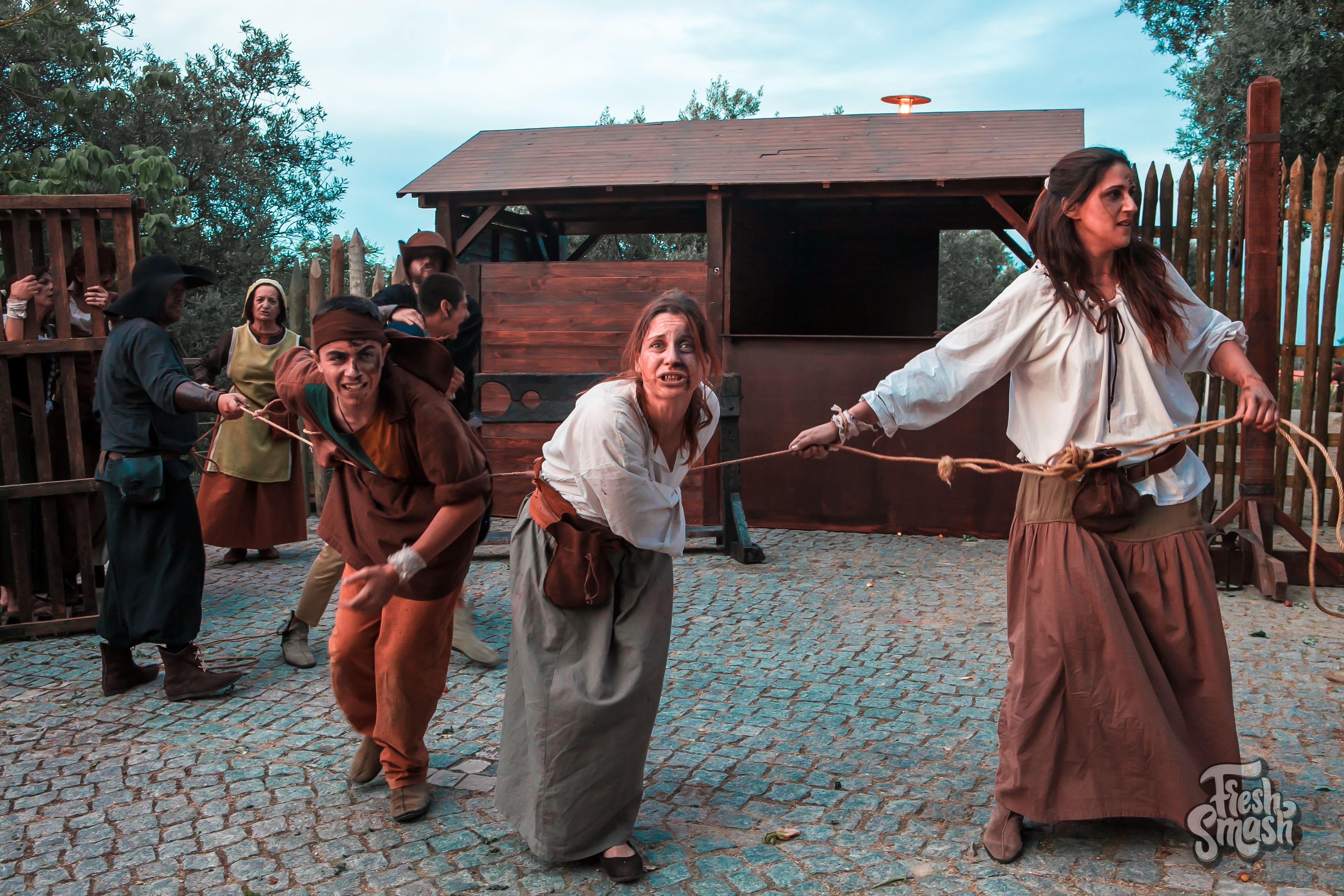 Темные Времена португальской истории