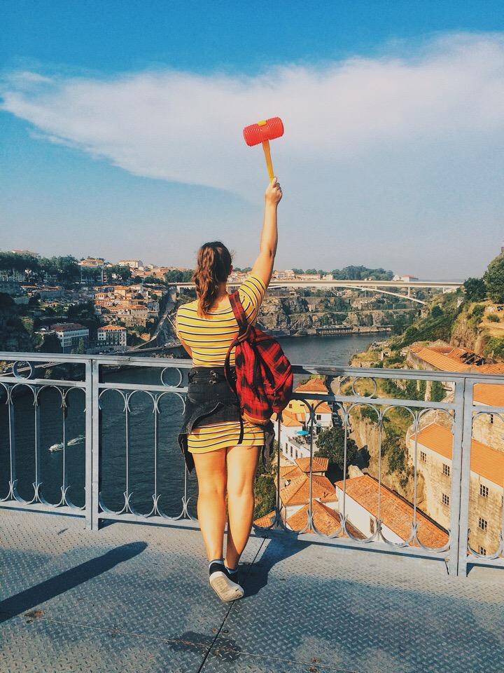 Поездка в Порту
