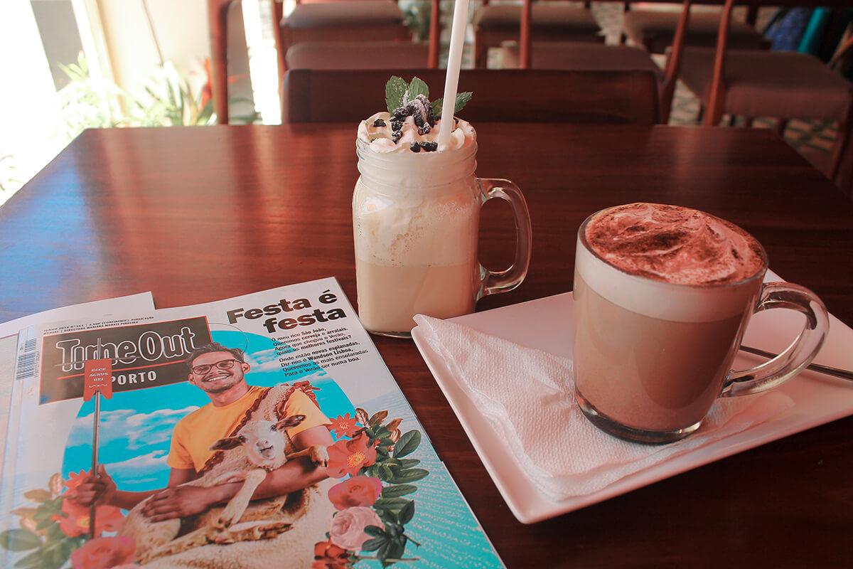 Кофейни в Порту